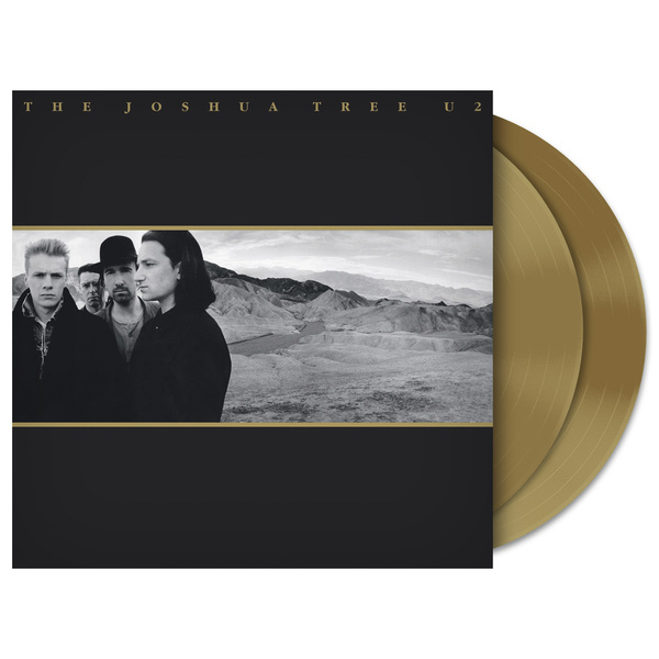 U2 U2 - Joshua Tree (2 Lp, Colour) u2 pop