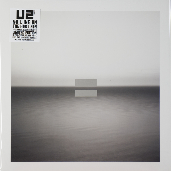 U2 - No Line On The Horizon (2 Lp, Colour)