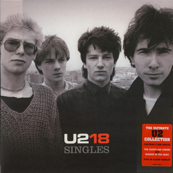 U2 U2 - U218 Singles (2 LP) u2 u2 songs of innocence