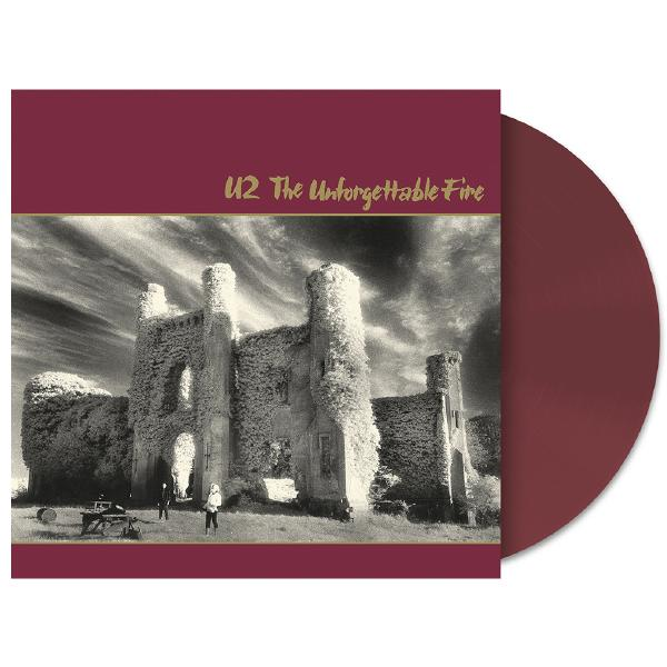 U2 U2 - Unforgettable Fire (colour) u2 u2 songs of innocence