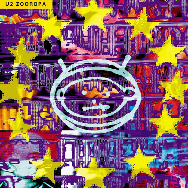 U2 U2 - Zooropa (2 LP) u2 u2 songs of innocence