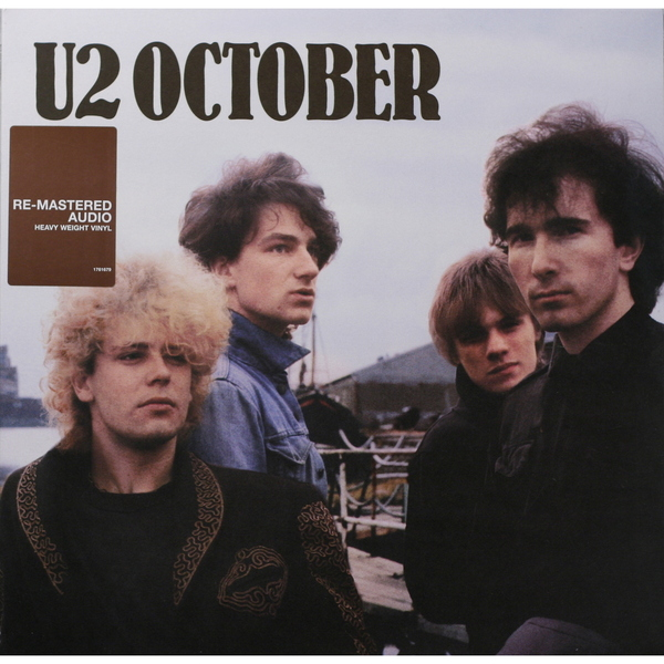 U2 U2 - October (heavy Weight, Remastered) u2 pop