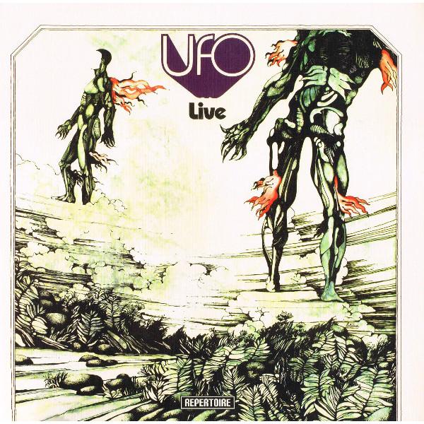 UFO - Live (180 Gr)