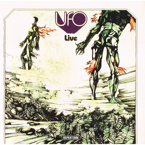 UFO UFO - Live (180 Gr) все цены