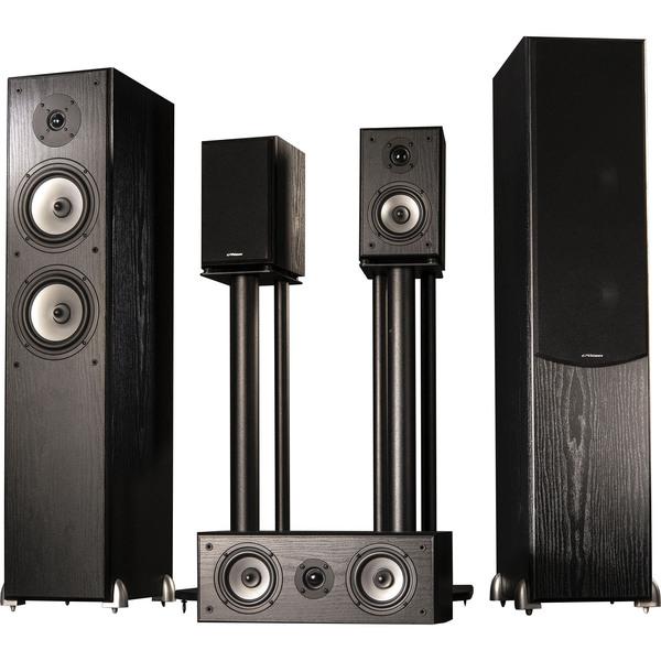 купить Комплект акустики 5.0 Ultimate CLASSIC 5 Black по цене 19990 рублей