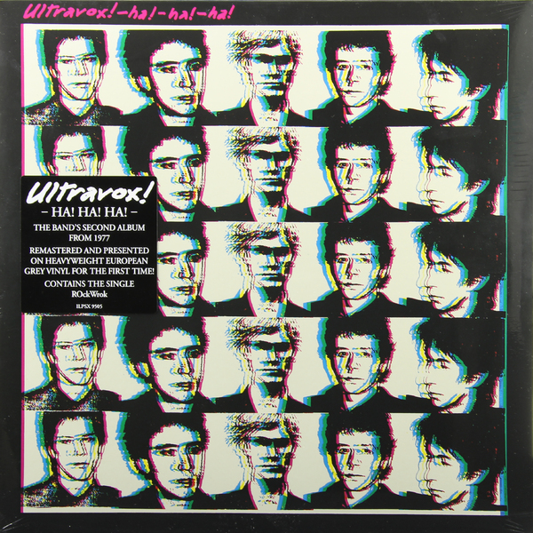 Ultravox - Ha!