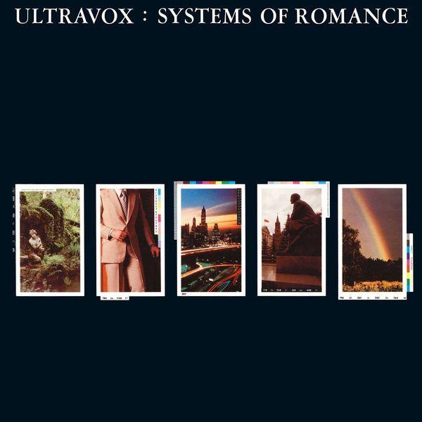 Ultravox Ultravox - Systems Of Romance ultravox ultravox systems of romance