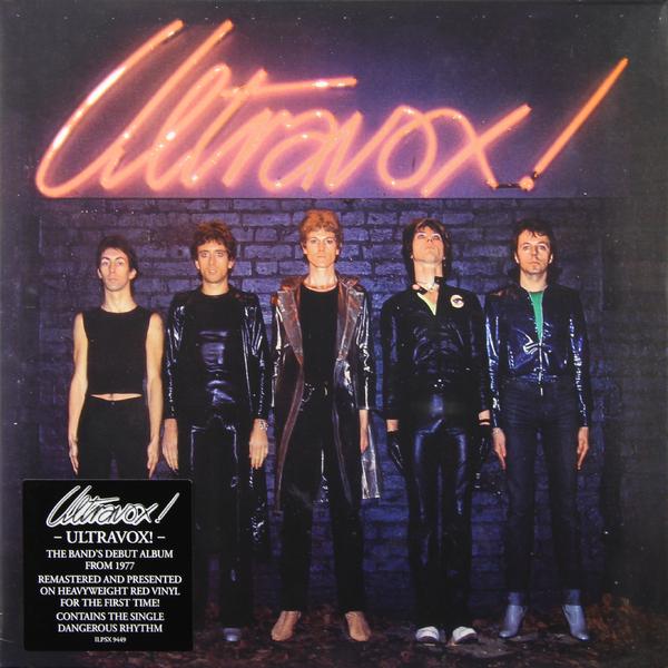 Ultravox Ultravox - Ultravox ultravox ultravox systems of romance