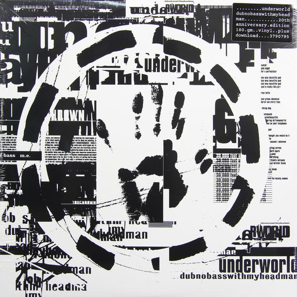 Underworld Underworld - Dubnobasswithmyheadman (2 Lp, 180 Gr) цена и фото