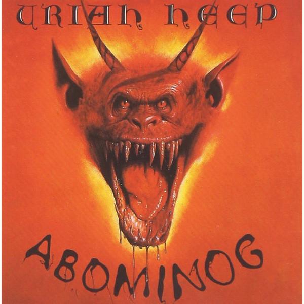 лучшая цена Uriah Heep Uriah Heep - Abominog
