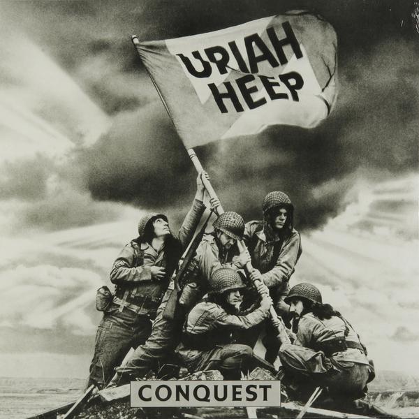 лучшая цена Uriah Heep Uriah Heep - Conquest