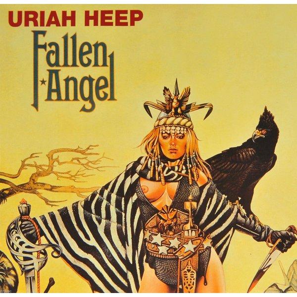 лучшая цена Uriah Heep Uriah Heep - Fallen Angel