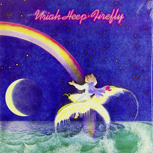 лучшая цена Uriah Heep Uriah Heep - Firefly