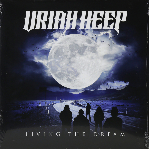 лучшая цена Uriah Heep Uriah Heep - Living The Dream