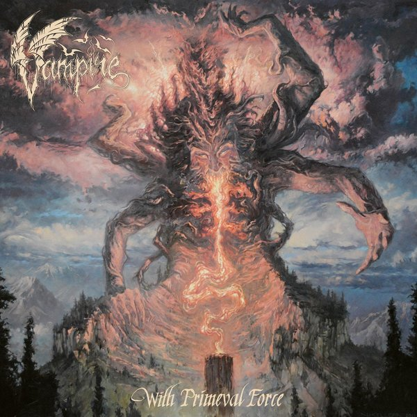 Vampire - With Primeval Force (180 Gr)