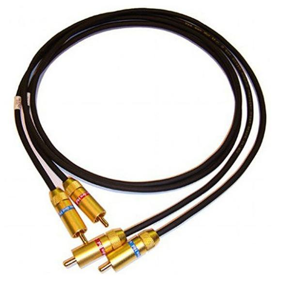 Кабель для тонарма Van den Hul D-502 Hybrid RCA-RCA 1.2 m кабель для тонарма van den hul d 501 silver hybrid rca rca 1 2 m