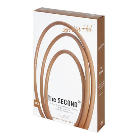 Кабель межблочный аналоговый XLR Van den Hul Second 1 m кабель межблочный аналоговый xlr van den hul the valley 1 m