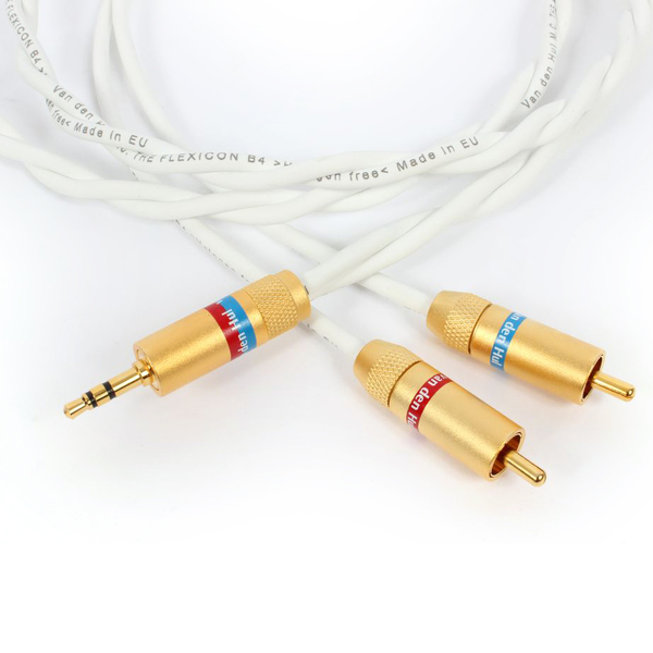 все цены на Кабель miniJack-2RCA Van den Hul The Flexicon 1 m онлайн