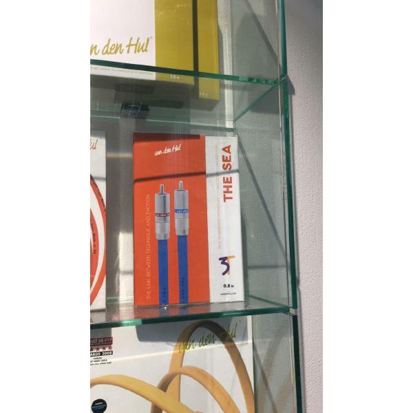 цена на Кабель межблочный аналоговый RCA Van den Hul The Sea 0.8 m (витрина)