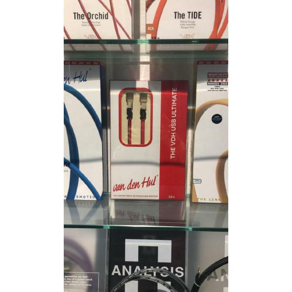 Кабель USB Van den Hul Ultimate 1 m (витрина)