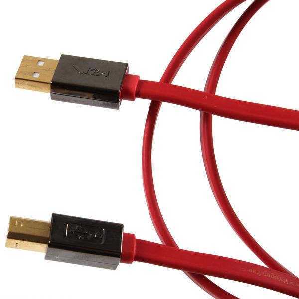 Кабель USB Van den Hul Ultimate 4 m кабель usb van den hul ultimate 1 m