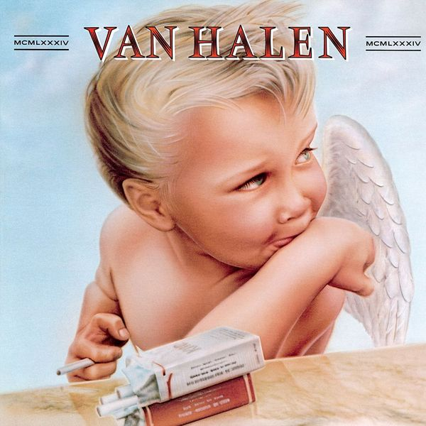 Van Halen Van Halen - 1984 (180 Gr) цена