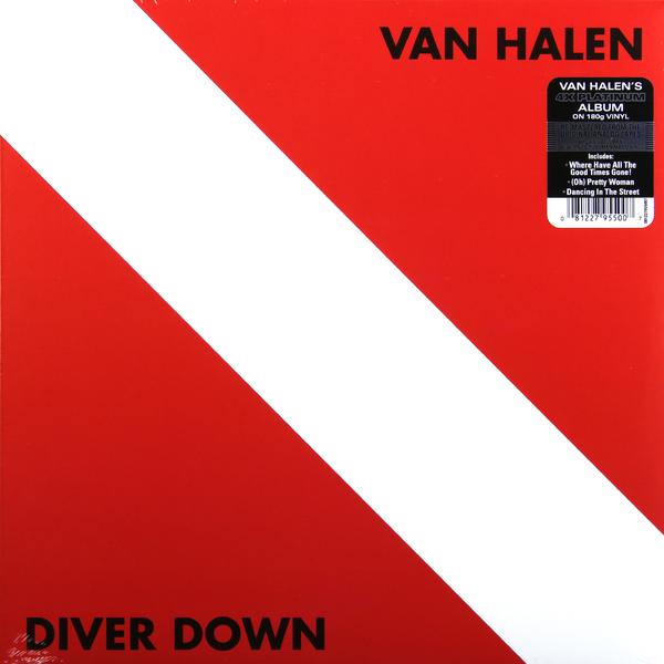 Van Halen Van Halen - Diver Down (180 Gr) цена