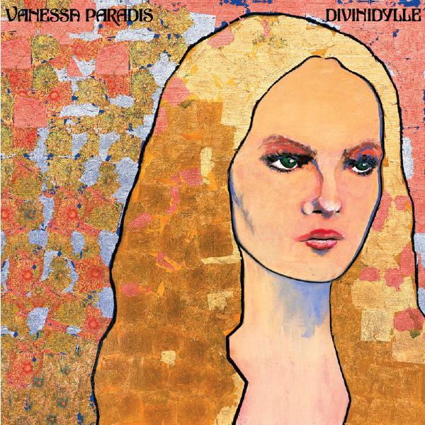 Vanessa Paradis - Divinidylle (colour)