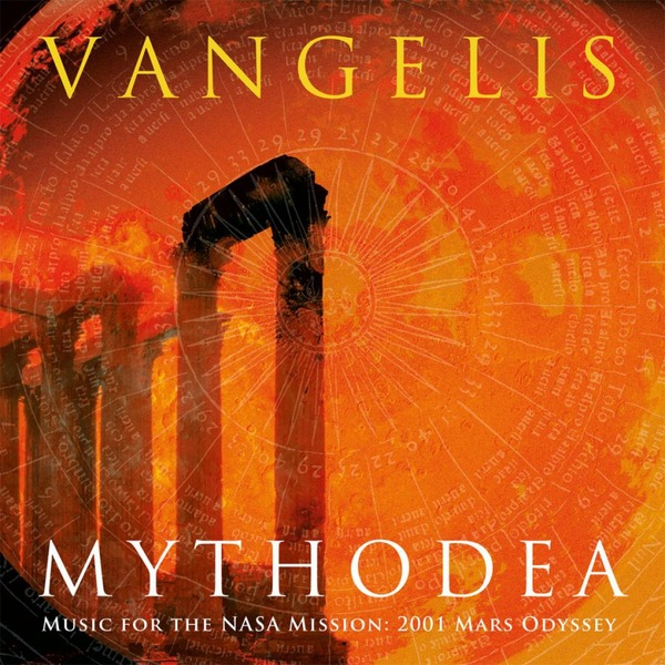 Vangelis Vangelis - Mythodea (music For The Nasa Mission) (2 LP)