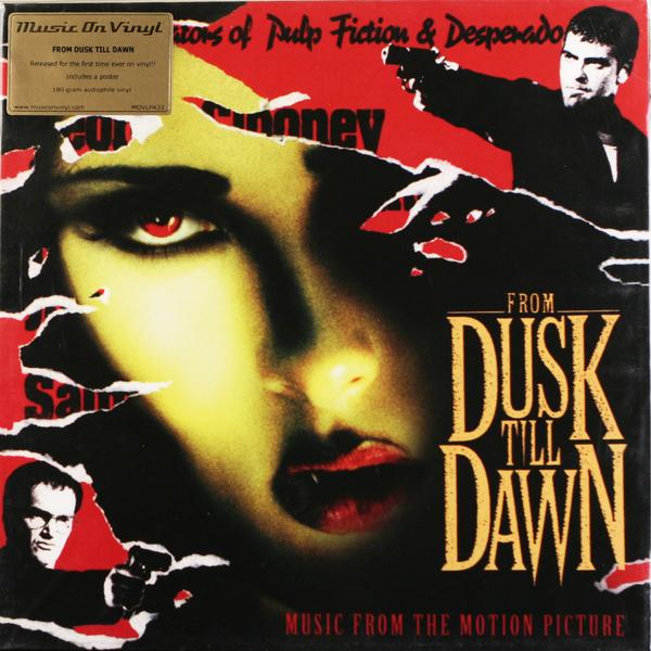 лучшая цена Саундтрек Саундтрек - From Dusk Till Dawn (180 Gr)