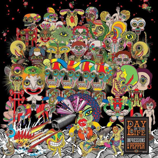 Various Artists - A Day In The Life: Impressions Pepper (2 LP)