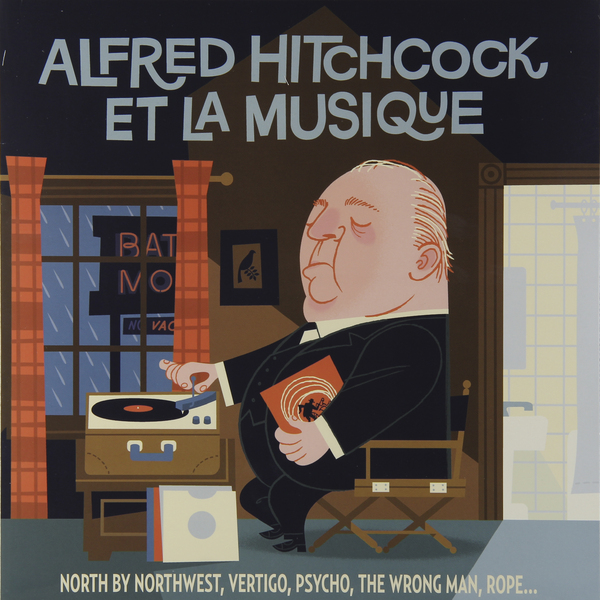 Various Artists - Alfred Hitchcock La Musique (180 Gr)
