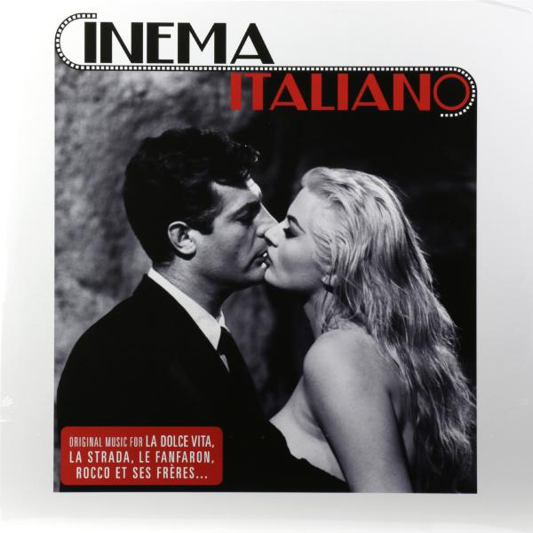 Various Artists Various Artists - Cinema Italiano various artists various artists cinema italiano
