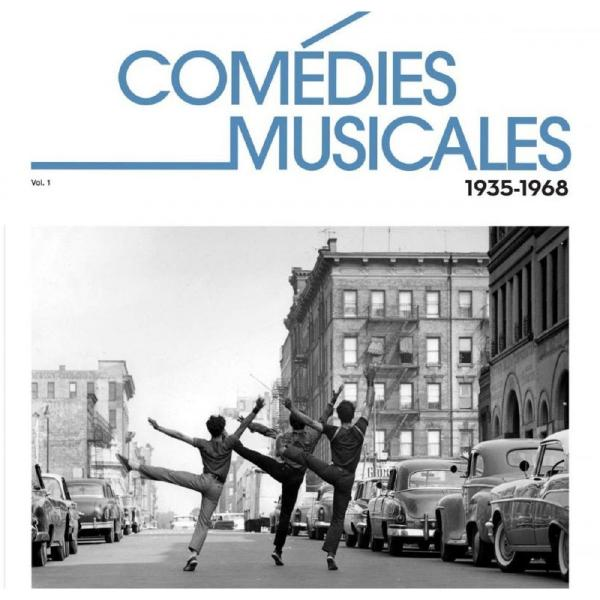 Various Artists Various Artists - Comedies Musicales 1935-1968 цена