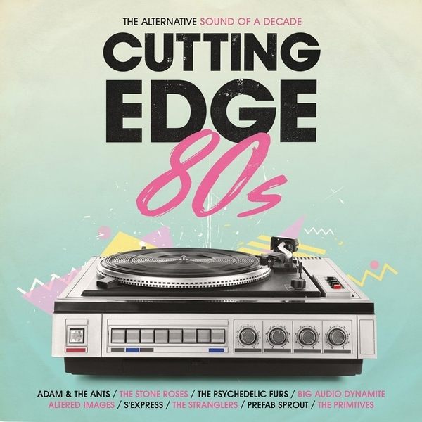 Various Artists Various Artists - Cutting Edge 80s (2 Lp, 180 Gr) цена и фото