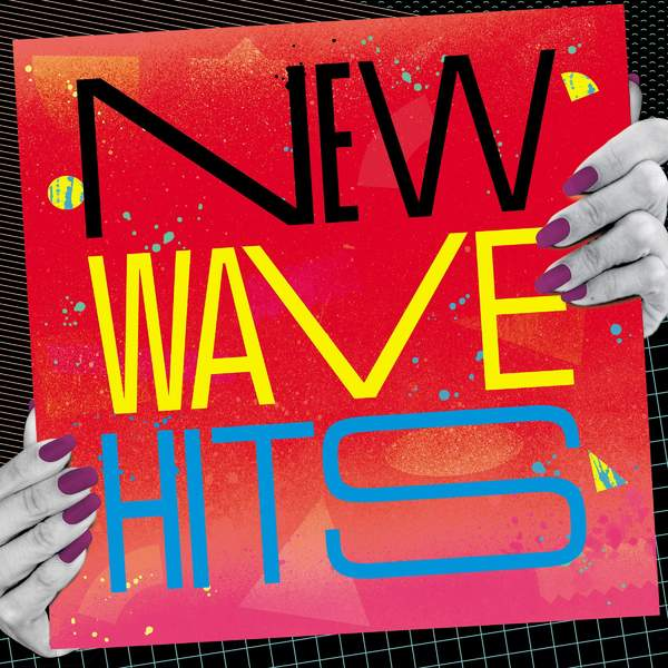 Various Artists Various Artists - New Wave Hits (colour)