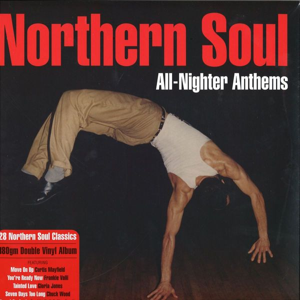 Various Artists Various Artists - Northern Soul All-nighter Anthems (2 Lp, 180 Gr) цена и фото