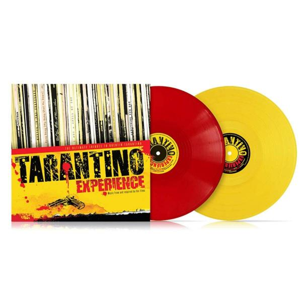 Various Artists Various Artists - Tarantino Experience (2 Lp, Colour) цена и фото