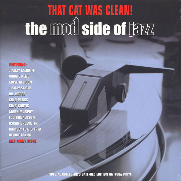 Various Artists - That Cat Was Clean! Mod Jazz (2 LP)