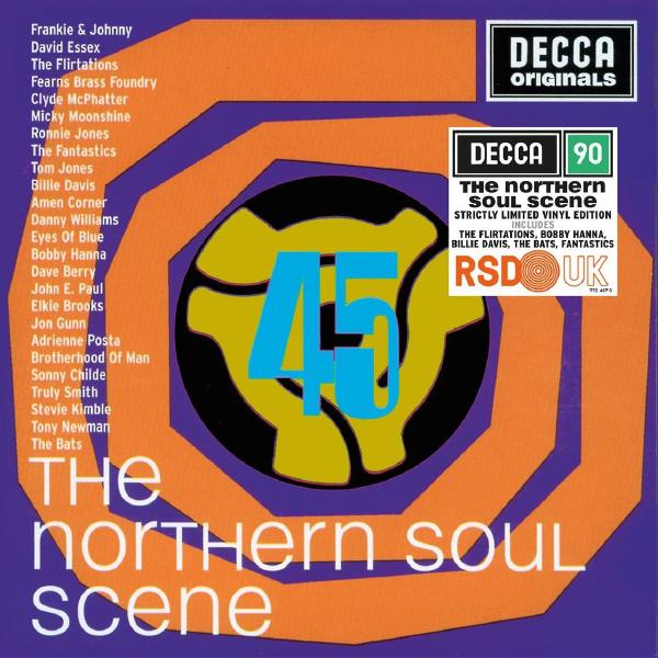 Various Artists Various Artists - The Northern Soul Scene (2 LP) soul asylum soul asylum live from liberty lunch austin tx 2 lp
