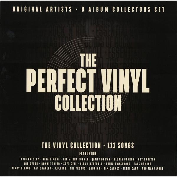 Various Artists - The Perfect Vinyl Collection (8 LP)