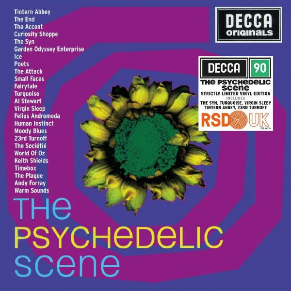 Various Artists - The Psychedelic Scene (2 LP)