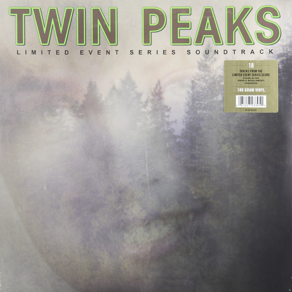 Various Artists Various Artists - Twin Peaks (limited Event Series Soundtrack): Score (2 Lp, 180 Gr) цена и фото