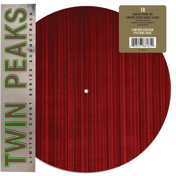 Саундтрек СаундтрекVarious Artists - Twin Peaks (limited Event Series Soundtrack): Score (2 Lp, Rsd2018)