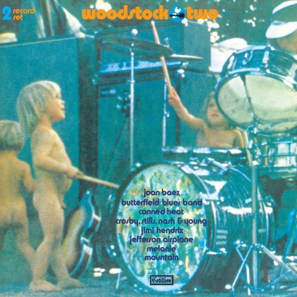 Various Artists - Woodstock Ii (2 Lp, Colour)