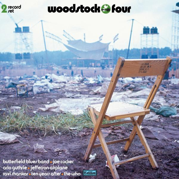 Various Artists - Woodstock Iv (2 Lp, Colour)