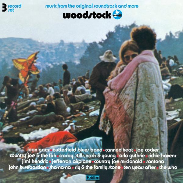 Various Artists - Woodstock: Music From The Original Soundtrack And More (3 Lp, Colour)