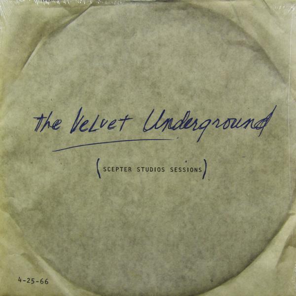 Velvet Underground Nico - Scepter Studios Acetate
