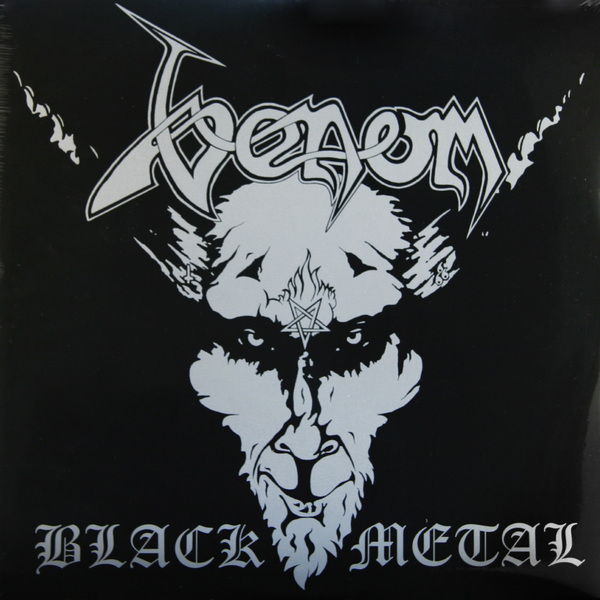 VENOM - Black Metal (2 Lp, 180 Gr)
