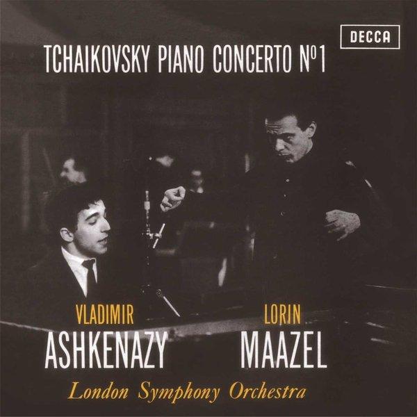 Tchaikovsky TchaikovskyVladimir Ashkenazy - : Piano Concerto No.1